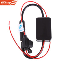 Cheyoule Ant 208 Universal Car FM Radio Aerial Antenna Signal Amplifier Booster