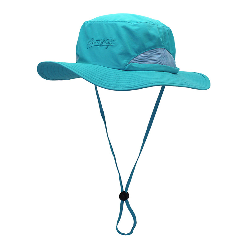 90cf76fe182 Oval Quick-drying Fisherman s Hat Outdoors Sunscreen Waterproof Walkers  Donkey Climbing Fisherman Hat Hat