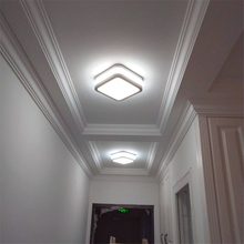 цены Modern LED Ceiling Lamp Aisle Hanging Lamp Entrance Hall Into Ceiling Lights Nordic Led Balcony Corridor Lamps Kitchen Fixtures
