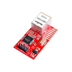 Freies verschiffen 10 TEILE/LOS TOP Mini W5100 LAN Ethernet Schild Netzwerkmodul bord Besten