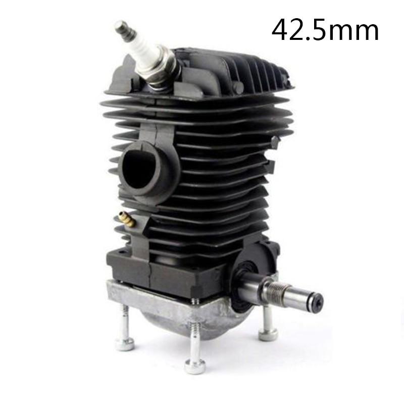 Joints d'huile de rechange roulements de manivelle Piston de moteur pour Stihl 023 025 MS230 MS250 tronçonneuse 1123 020 1209 42.5mm