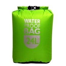 Водонепроницаемый сухой мешок пакет плавательный рафтинг Каякинг речной треккинг плавающий парусный каноинг катание на лодках Водонепроницаемость сухие мешки