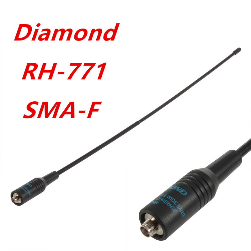 Baofeng UV5R Radio bidirectionnelle double bande UV5R Radio talkie-walkie CB Radio avec programmation USB et antenne RH-771 - 6