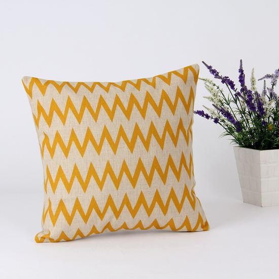 Mustard yellow pillow reviews online shopping mustard for Chaise jaune moutarde