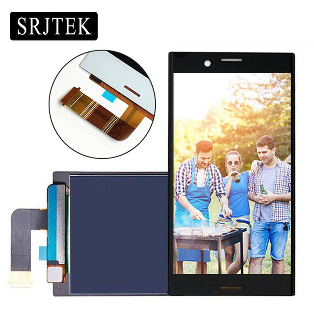 New For Sony Xperia X Compact F5321 LCD Display Touch Screen Digitizer Assembly Replacement Part For Sony X Mini F5321