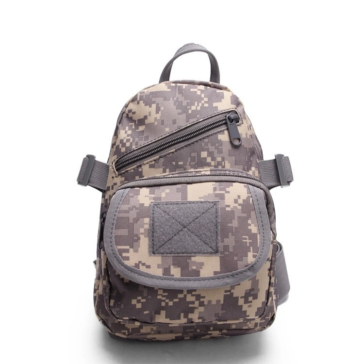 2016 new male and female general  chest bag fans Army package travel leisure Shoulder Bag Mini Bag backpack lipt 2018 mini package bag chain bag small package of the new spring and summer leisure package free shipping
