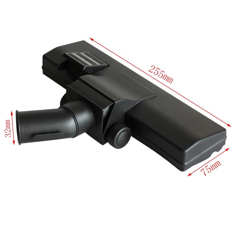 1PC Universal 32mm Vacuum Cleaner Brush Head Carpet Floor Nozzle Head For Philips Samsung Vacuum Cleaner Head Tool Accessories