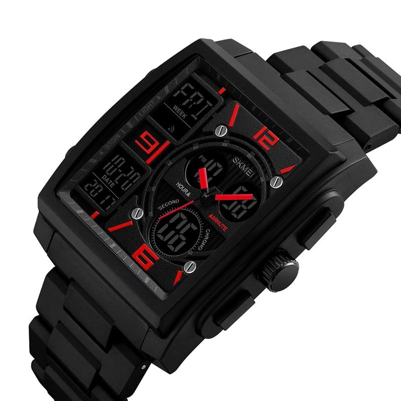 Fashion Watch Men Sport Digital Wrist Watch SKMEI Waterproof Count Down Chronograph Watches Alarm Wristwatches Relogio Masculino