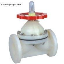 DN15 to DN32 CPVC Plastic Diaphragm Valve,  UPVC  Diaphragm  Valve,  Plastic PVDF Diaphragm Valve, RPP Diaphragm Valve