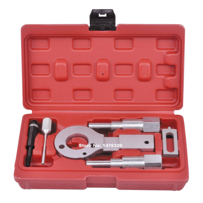 Diesel Engine Timing Belt Setting Locking Tool Kit For Vauxhall Alfa Fiat AT2079 engine timing tool kit for renault vauxhall petrol engines 1 4 1 6 1 8 2 0 16v belt driven