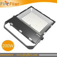 6pcs/lot 150w outdoor ip65 led floodlight 200w wall lighting led 100w waterproof sport court lamp tunnel led 80w to replace 500w