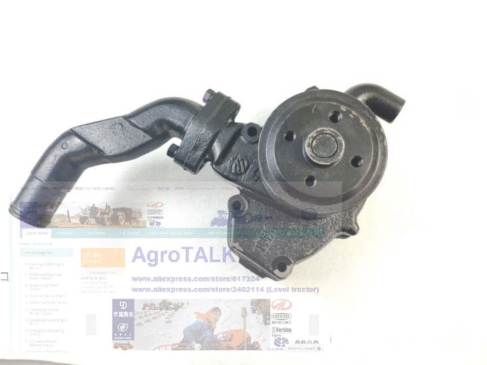 Yangdong Y4102T/Y4105T engine parts, the water pump for tractor use, part number: Yangdong Y4102T/Y4105T engine parts, the water pump for tractor use, part number: