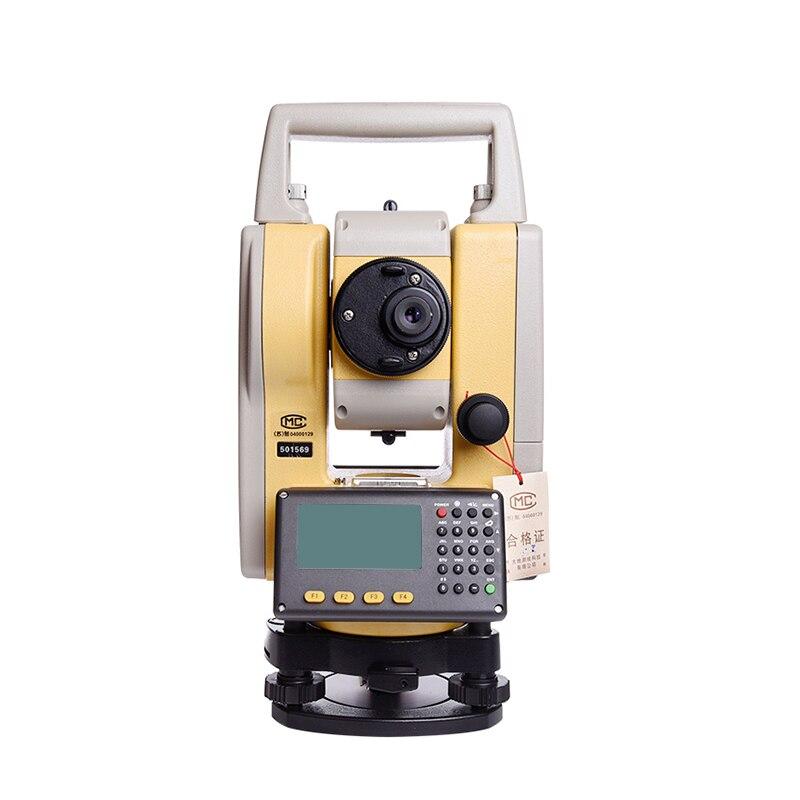 Новая полная станция Призма общая станция DTM-622R4 Высокоточный геодезический инструмент