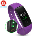 SHAOLIN Smart Wristband Bluetooth Smart Bracelet Smart Band Heart Rate Monitor Wristband Fitness Tracker for Android IOS