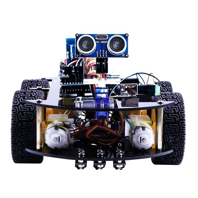 UNO Project Smart Robot Car Kit