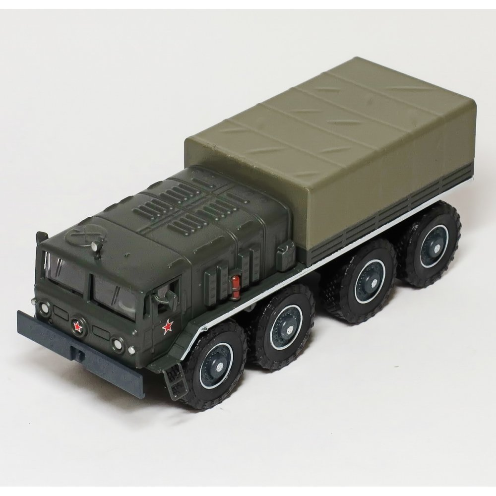 Fine Out of print Fabbri 1/72 Russia MAZ535 heavy truck Alloy model Collection model Holiday gifts big commercial deep fryer electric spiral potato fryer 25l zf
