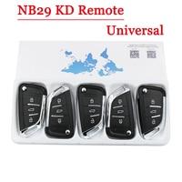 Free shipping (5pcs/lot)Multi functional KEYDIY NB29 3 button Remote key for KD900 KD900+ URG200 KD X2 5 functions in one key