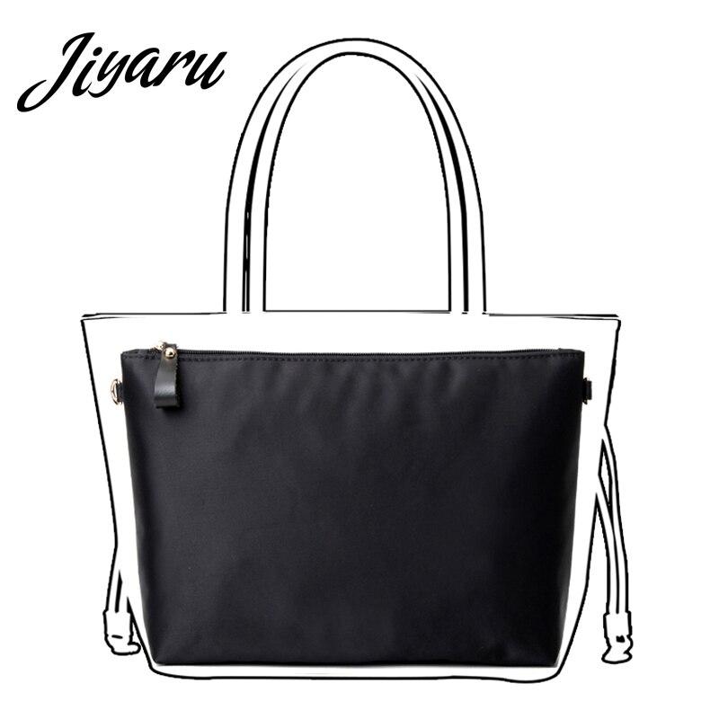 Women Makeup Bag Organizer Insert Ultra-light Travel Handbags Inner Bag Traveling Multi-functional Makeup Insert Bag in Bags