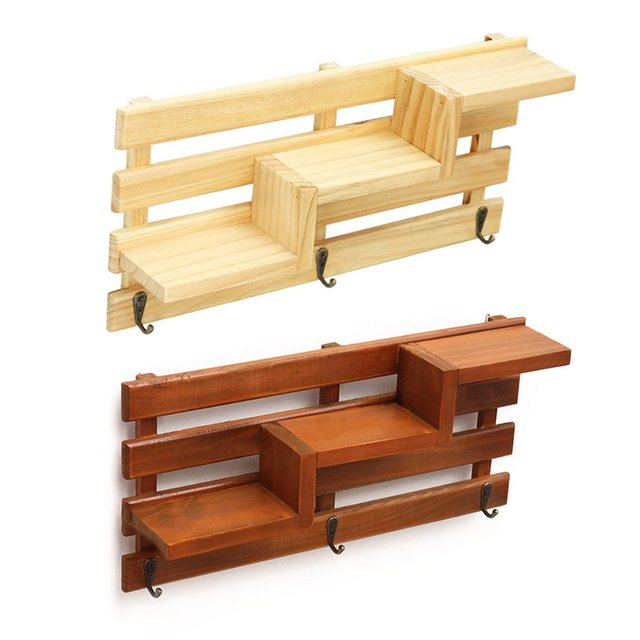 Aliexpress.com : Buy Creative Wooden Rack Staircase Storage Flower ...