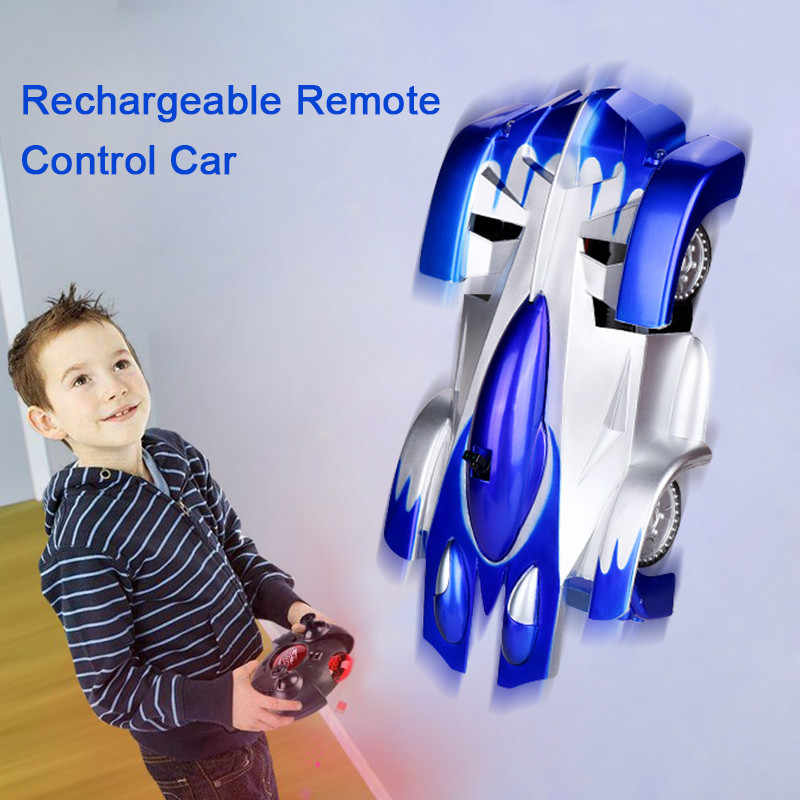 Christmas Gift Kid Remote Control RC Car with LED Lights 360 Degree Car ornaments accessories Automobile Car interior decoration