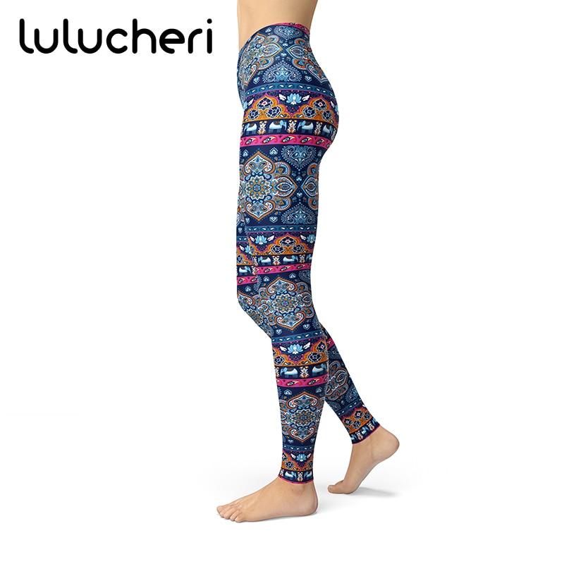 Junnanp Musical Note Yoga Pants for Women Girls Workout High Waisted Leggings