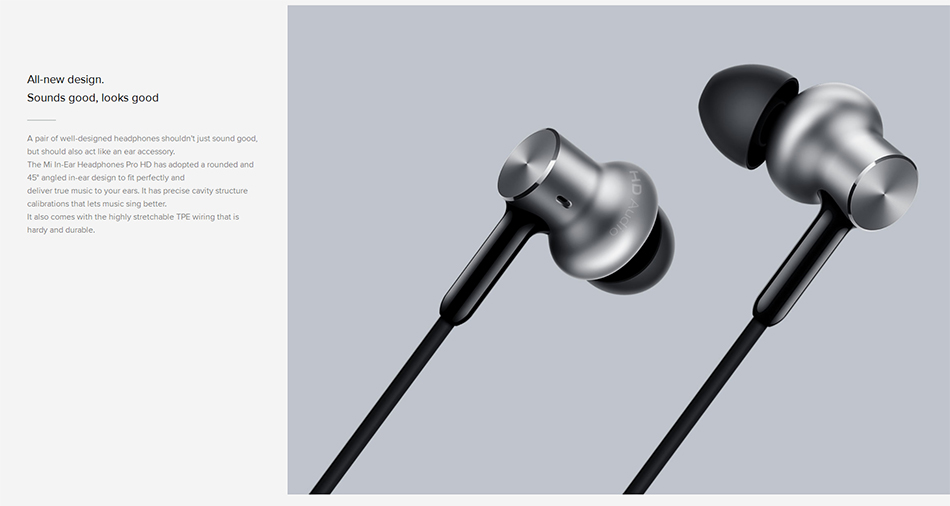Original Xiaomi Hybrid Earphone Metal Bass HiFi In-Ear Earphones Xiaomi Ring Circle Iron Earbuds With MEMS Microphones For Phone (4)