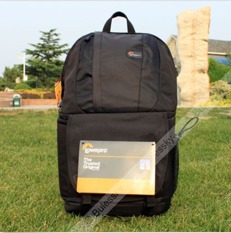 цена Free Shipping Genuine Lowepro Fastpack 350 AW Photo DSLR Camera Bag Digital SLR Backpack laptop 15.4