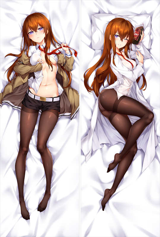 cirno 39 s Store steins gate anime Characters makise kurisu body pillowcase pillow cover joshu Christina Dakimakura in Pillow Case from Home amp Garden
