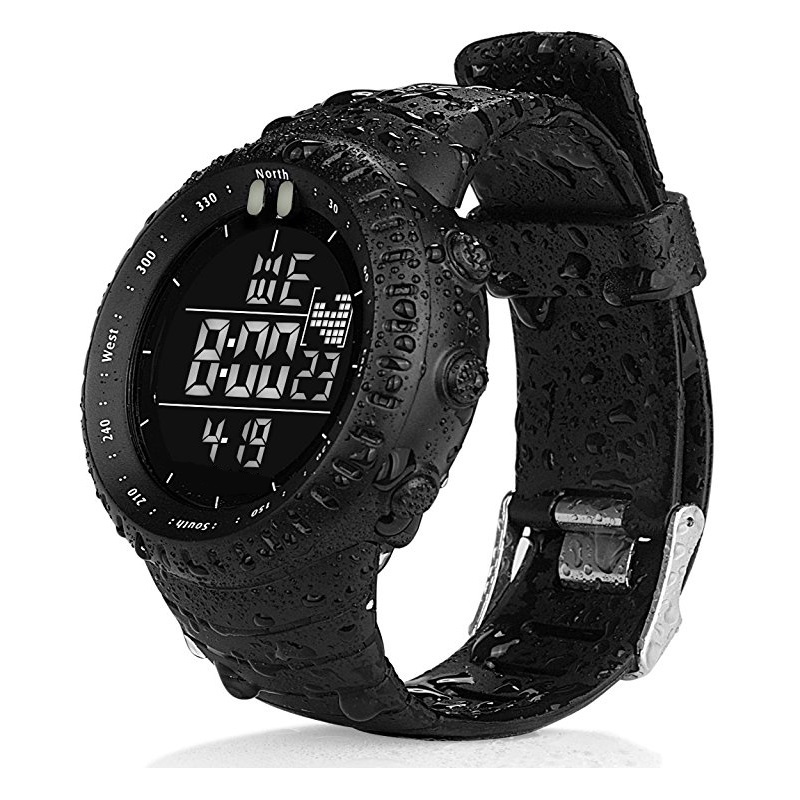 Sport Watch Men Digital Silicone Led Watches Luxury Men Sports Waterproof Watches Military Male Clock Relogio Masculino Running