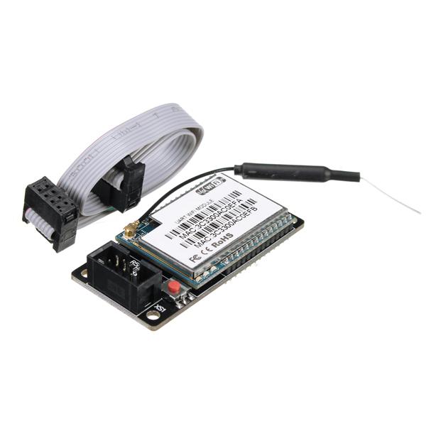 O Envio gratuito de impressão 3D roteador sem fio módulo HLK-RM04 WI-FI MKS HLKWIFI V1.1 tela sensível ao toque de controle remoto para MKS TFT