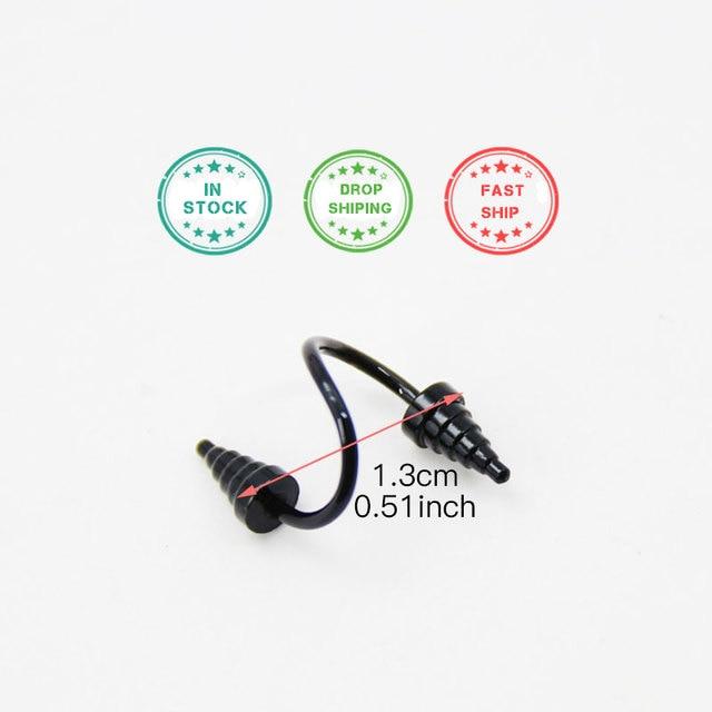 Punk Hip Hop Stud Earrings For Unisex Women Man Jewelry Party Black Tiny Minimalist Irragular Ear.jpg 640x640 - Punk Hip Hop Stud Earrings For Unisex Women Man Jewelry Party Black Tiny Minimalist Irragular Ear Jewellery Accessories