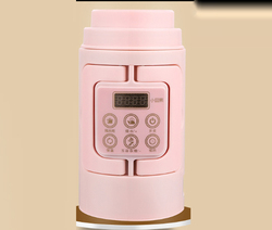Travel Electric Kettle Health Cup electric stew Cup mini small portable Two modes automatic Power-off Hide Handle