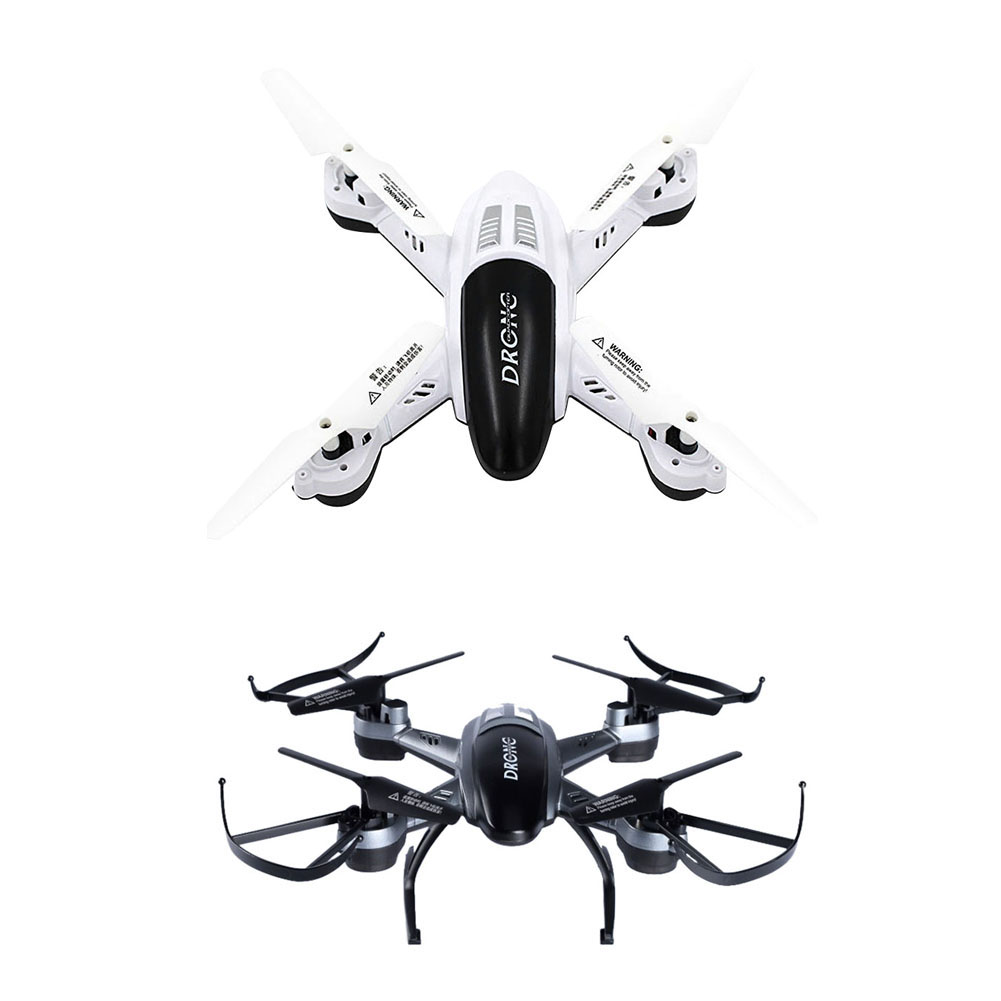 ФОТО L6056 2.4G 4CH 6-Axis Headless Mode Remote RC Drone with 2MP Camera LED Light Night Flying Quadcopter Toys K5BO