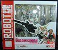 1/100 MG Banshee/Gundam Unicorn 1 pçs/set Escudo Armado Impulsionador Kit Modelo gundam Bandai brinquedo