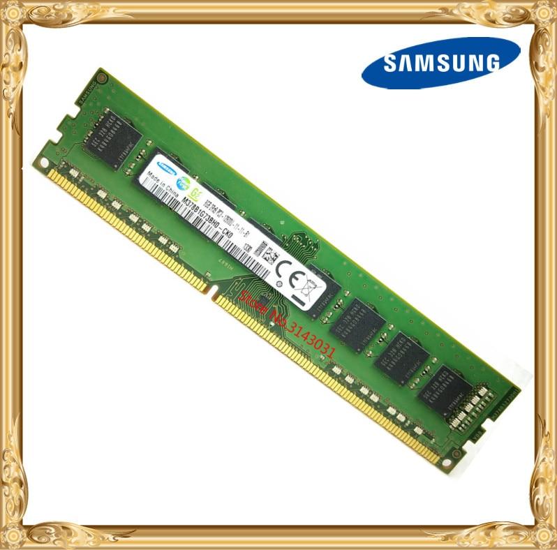 Samsung Bureau mémoire DDR3 8 GB 1600 MHz 8G PC3-12800U PC RAM 240pin 1600 12800