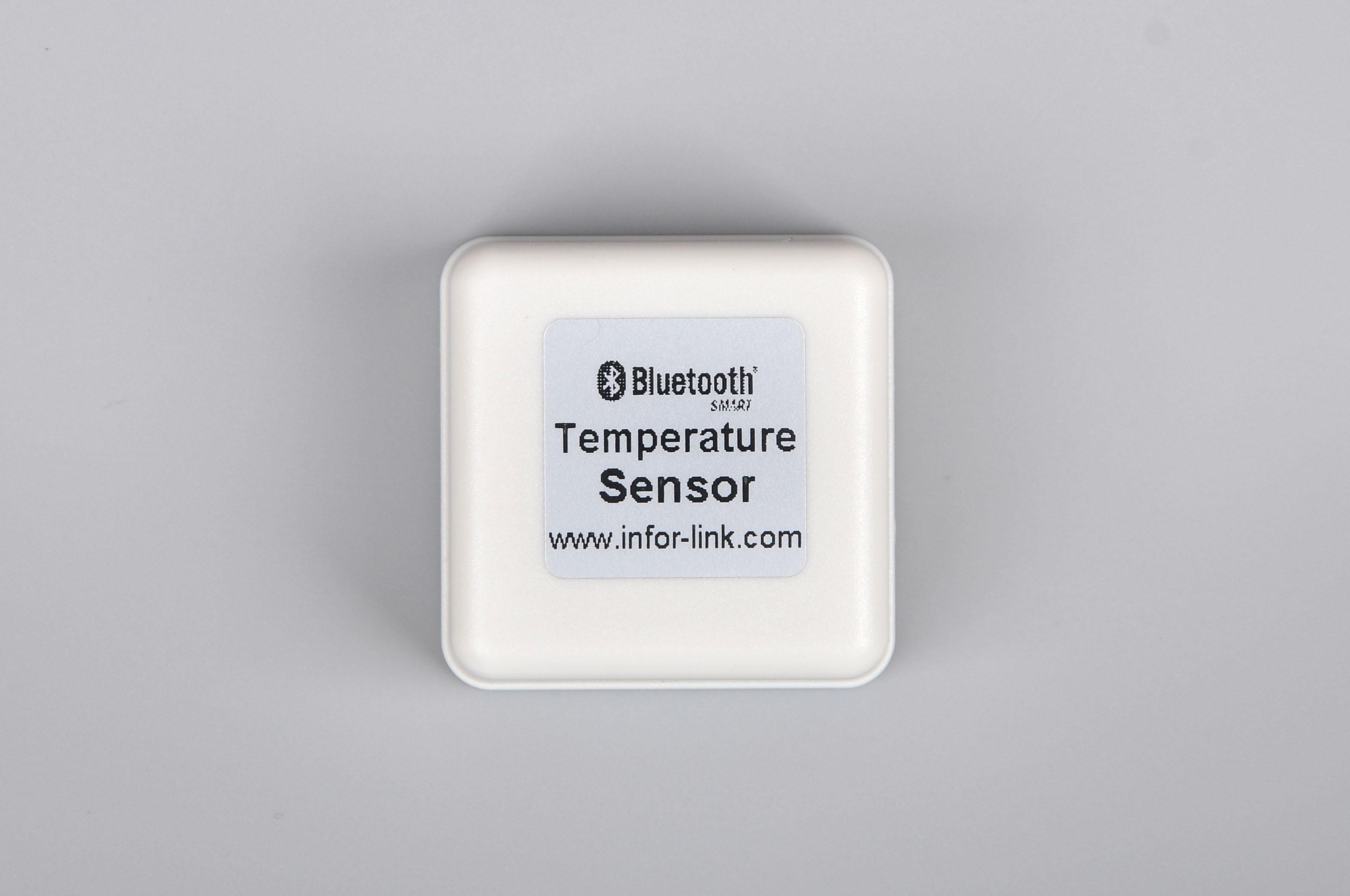 цена на Bluetooth 4 BLE Temperature Acquisition Cold Chain Transportation Cold Storage Temperature Sensor