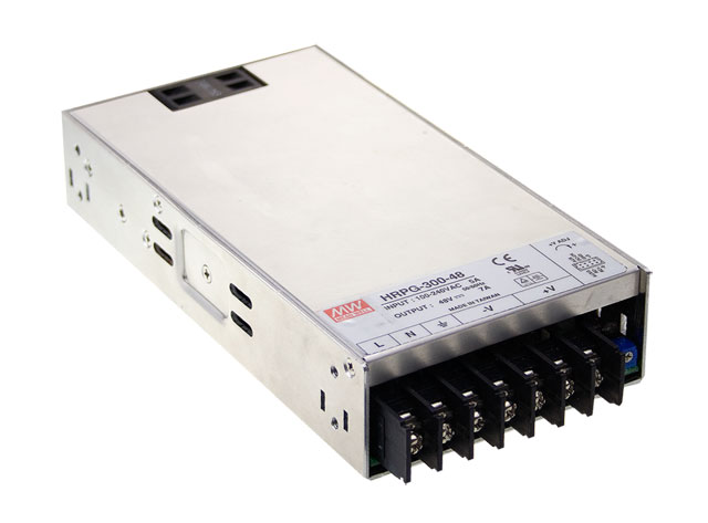 цена на [PowerNex] MEAN WELL original HRPG-300-24 24V 14A meanwell HRPG-300 24V 336W Single Output with PFC Function Power Supply