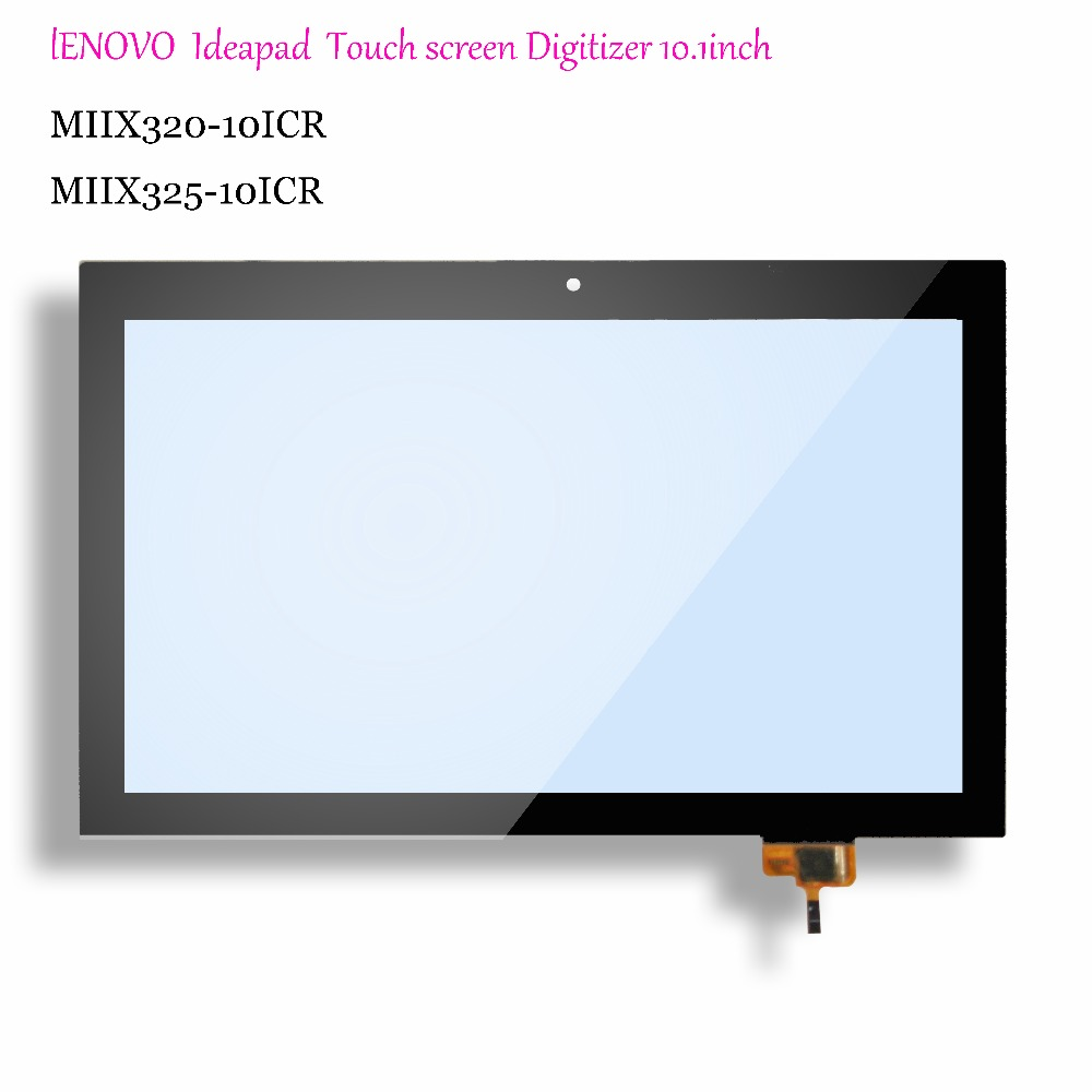 10.1'' New Tablet Touch Screen Digitizer For Lenovo Ideapad MIIX320 MIIX 320-10ICR MIIX325-101CR Digitizer Panel Touch Screen