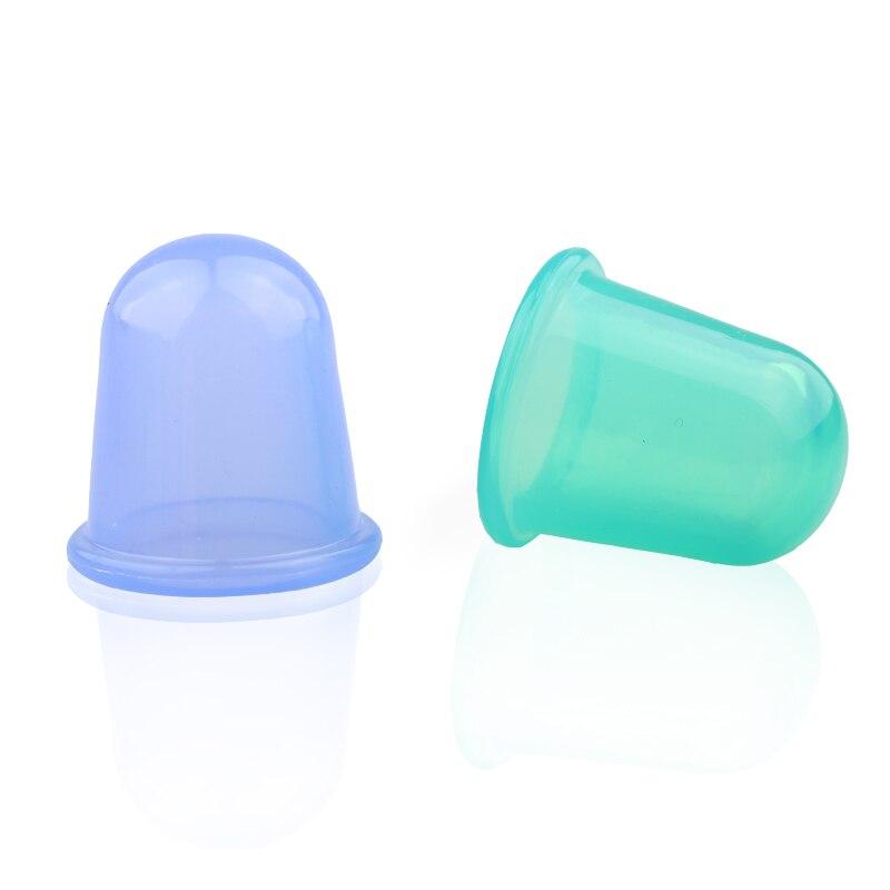 * Tcare 1 stk. Helsesektoren Beauty Silicone Vacuum Cupping Cups Neck - Helsevesen - Bilde 6
