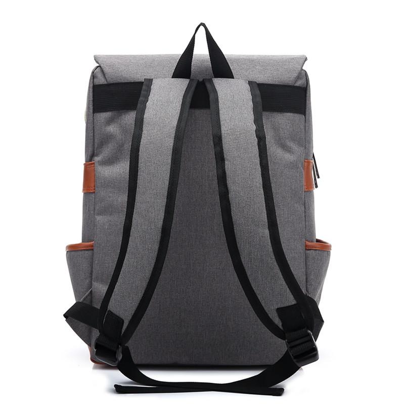 eTya Brand Stylish Travel Large Capacity Backpack Male Luggage ... d268e324e2