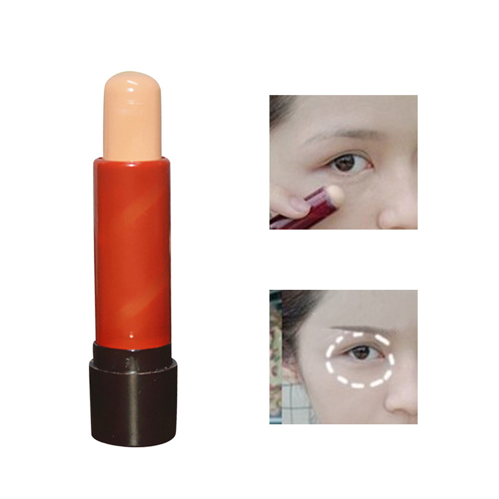 High Quality 1PCS Face Eye Top Foundation Concealer Lip Concealer Primer Stick Makeup Long Lasting Natrual Cream Make Up Tool