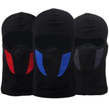 Buy Unisex Winter Fleece Balaclava Full Face Mask Thermal Warmer Cycling Hood Liner Sports Ski Bike Riding Snowboard Shield Hat Cap directly from merchant!