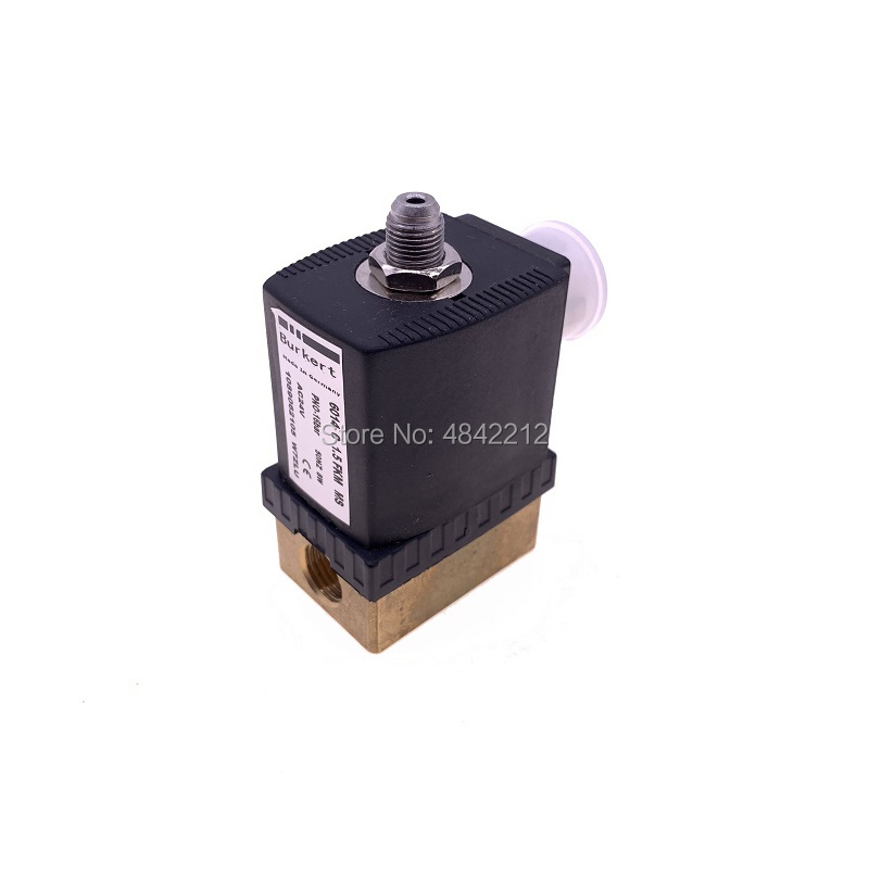Free shipping 2pcs/lot solenoid valve 1089062105/ 1089035130 with AC24V for AC air compressor parts