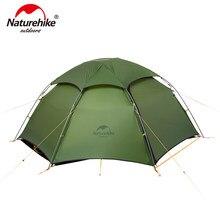 Naturehike chmura szczyt namiot ultralight dwa człowiek camping piesze wycieczki odkryty NH17K240-Y