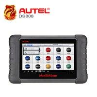 [Autel Дистрибьютор] Autel MaxiDAS DS808, Следующее поколение DS708/DS708 автомобильной диагностики и анализ Системы