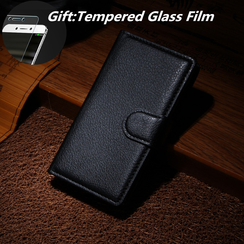 Luxury wallet flip case for zte blade a610 plus leather for Coque zte blade a610 plus