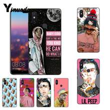 Yinuoda Lil Peep Rose bird Logo POP Hip Hop Rapper Phone Case for Xiaomi Mi 6 Mix2 Mix2S Note3 8 8SE Redmi 5 5Plus Note4 4X 5(China)