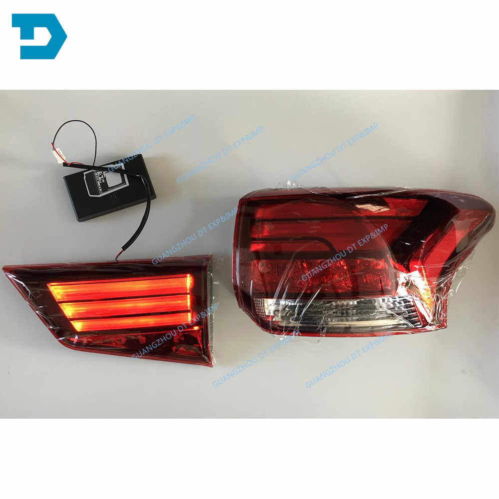 2013-2018 outlander LED tail lamp ASSY airtrek back lamp buy 4 piece if you need 1 SET QUALITY GUARANTEE 1 YEAR