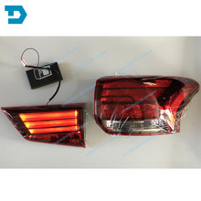2013-2019 outlander LED tail lamp ASSY airtrek back lamp buy 4 piece if you need 1 SET QUALITY GUARANTEE 1 YEAR parking light купить дешево онлайн