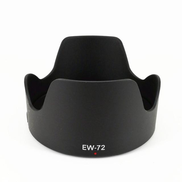 ดอกไม้กลีบเลนส์เปลี่ยน EW 72 สำหรับ Canon EF 35mm f/2 USM/35 มม. f2 IS USM EW72 EW 72